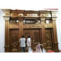 湖南防火门-铜门