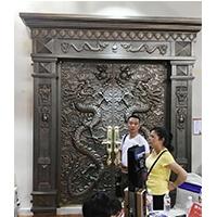 长沙防火门-铜门