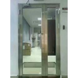 广州不锈钢玻璃防火门