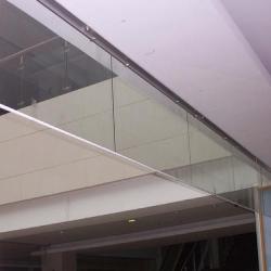 湖南挡烟垂壁的施工顺序介绍